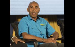 President of ISSA Keith Wellington