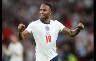 England's Raheem Sterling